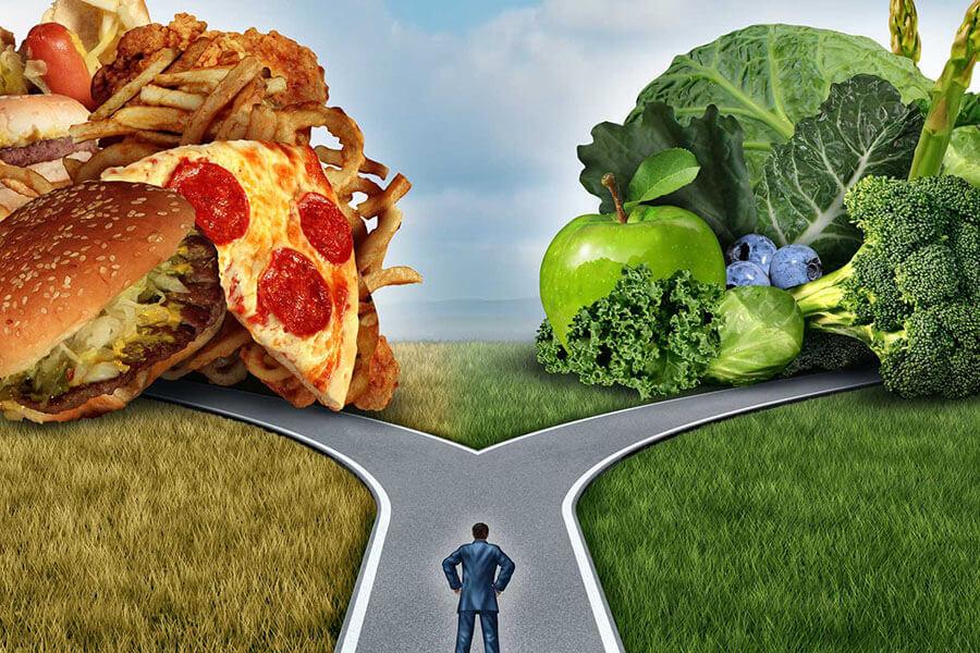 Siamo quello che mangiamo, vivere bene mangiano bene